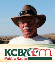 MBIB Featured on KCBX