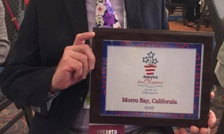 Morro Bay Enters Circle of Champions