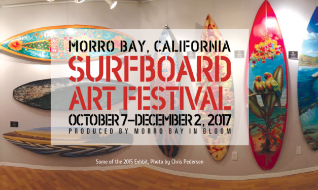 Surfboard Art Now Throughout the County!